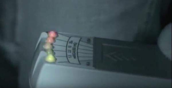3-1 WPI- K11 meter (used to measure Electromagnetic fields)
