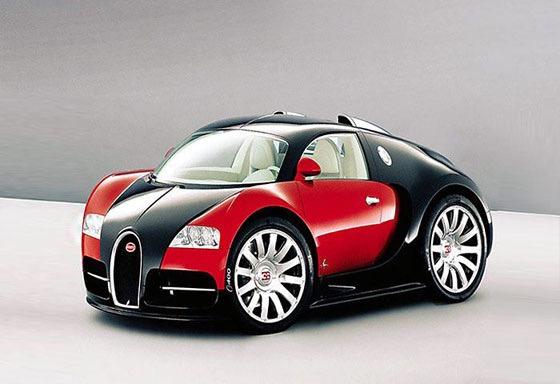 Bugatti Veyron-Smart-Car