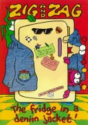 ZIG and ZAG • The Fridge in a Denim Jacket