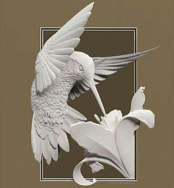 2- Calvin-Nicholls-paper-sculptures4