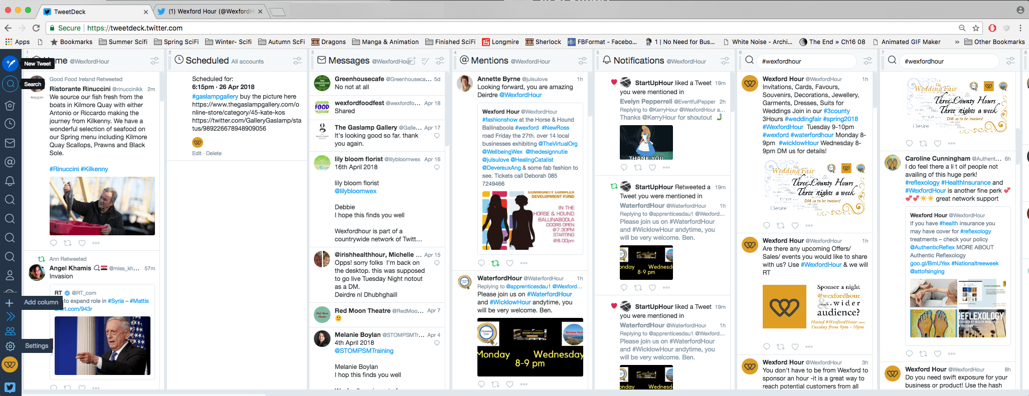 QuickGuide to using Tweetdeck for Twitter Chats « 2D Graphic Design
